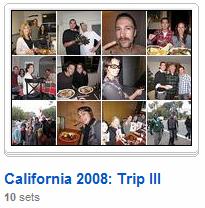 California 2008: Trip III
